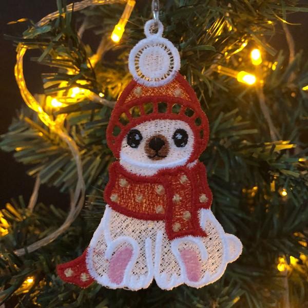 FSL Christmas Polar Bear-3