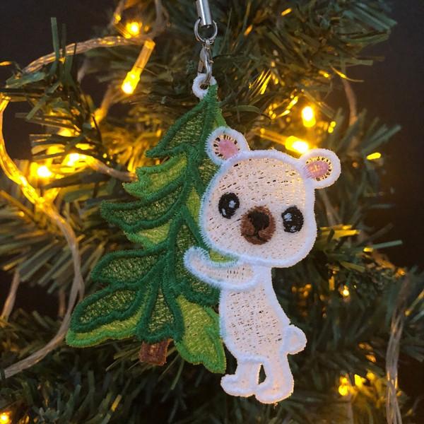 FSL Christmas Polar Bear-4