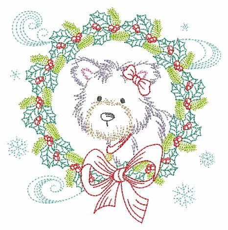 Christmas Dogs-3