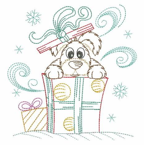 Christmas Dogs-6