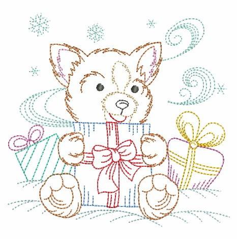 Christmas Dogs-7