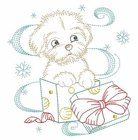 Christmas Dogs-8