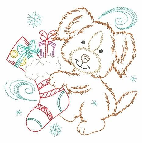 Christmas Dogs-9