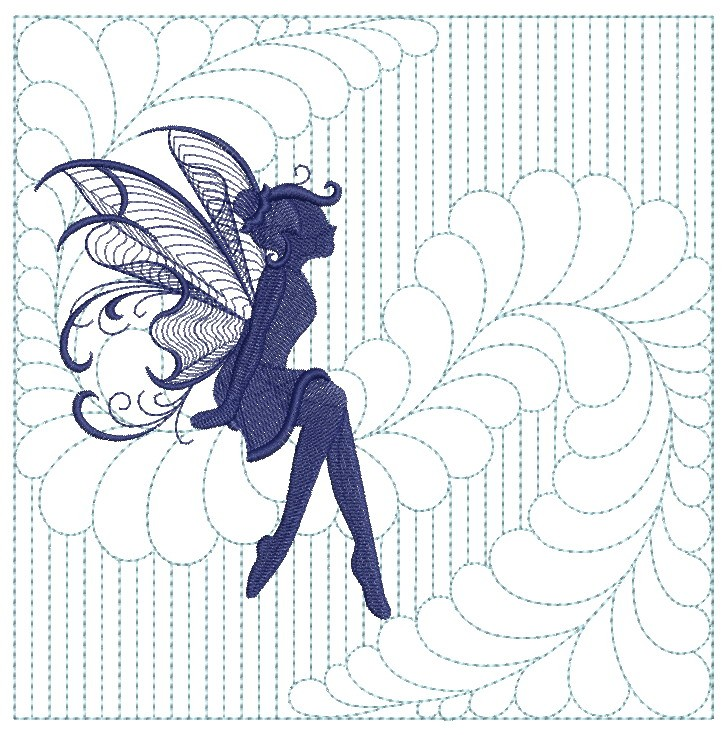 Trapunto Fairy Quilts-3