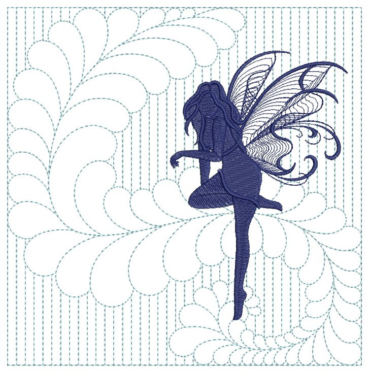 Trapunto Fairy Quilts-10