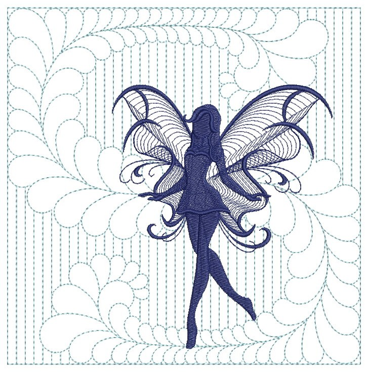 Trapunto Fairy Quilts-14
