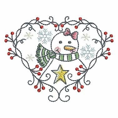 Winter Snowmen-10