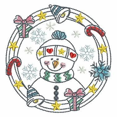 Winter Snowmen-11