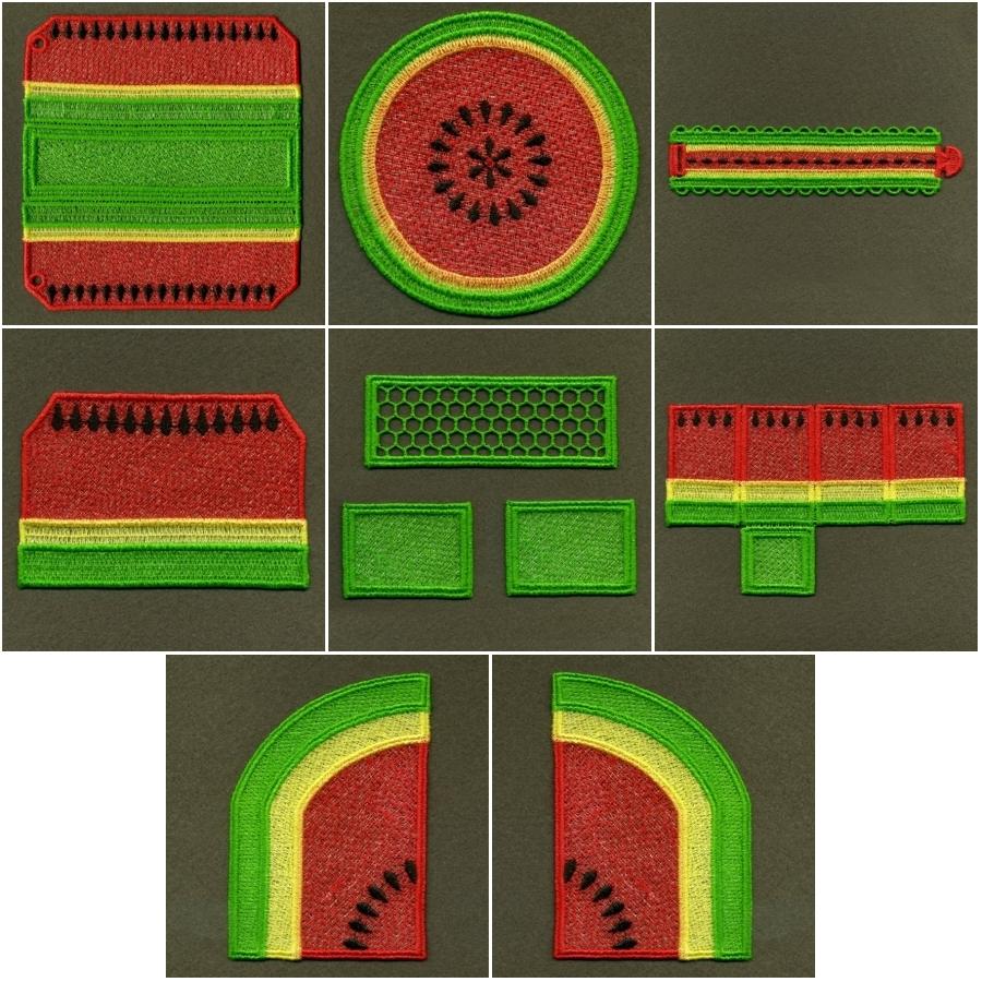 FSL Watermelon Table Set