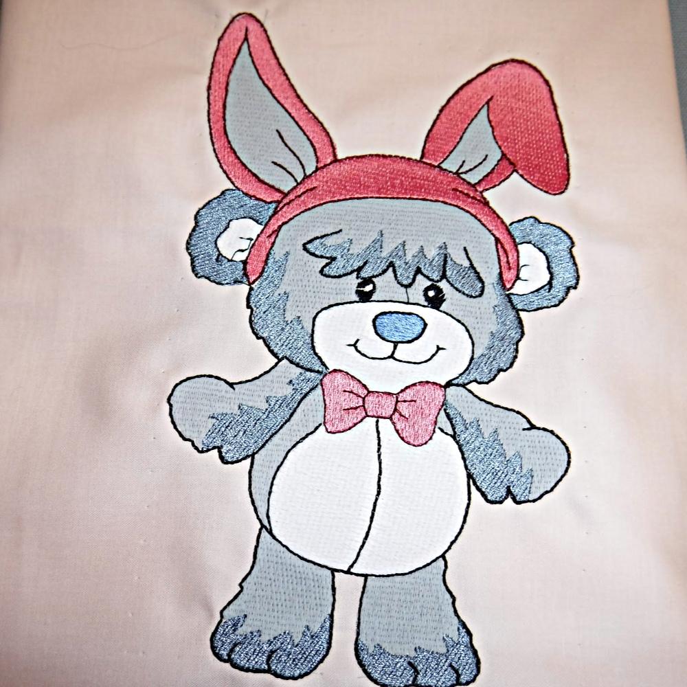 Elje Bear Easter Bunny