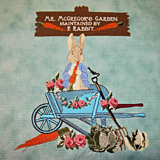 Mr McGregors Garden