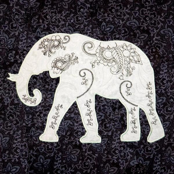 Majestic Silhouette Animals-3