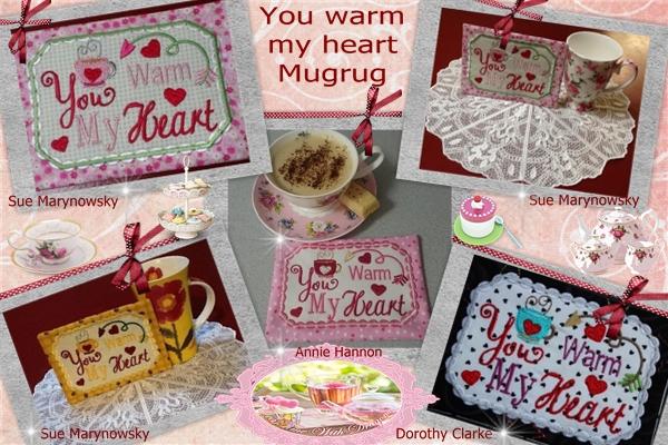 Mugrug You Warm My Heart