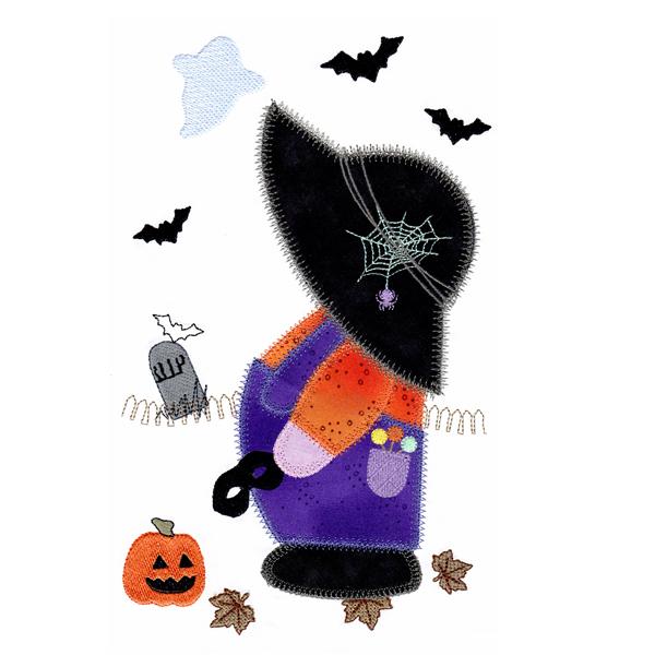 Halloween Overall Sam