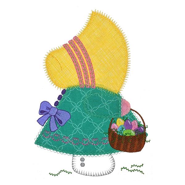 Sunbonnet Sue Easter