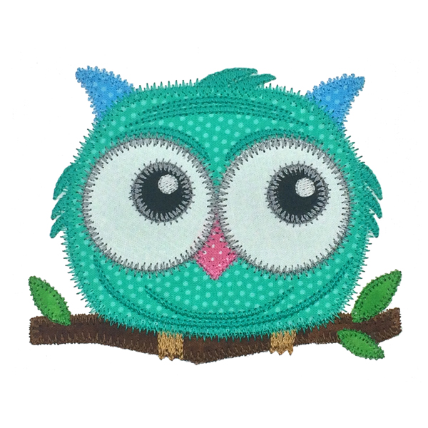 Roly Poly Owl