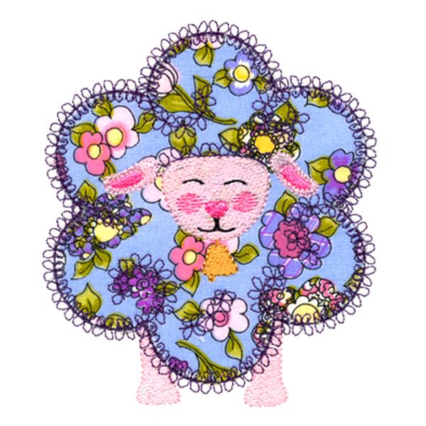 Flower Sheep 2