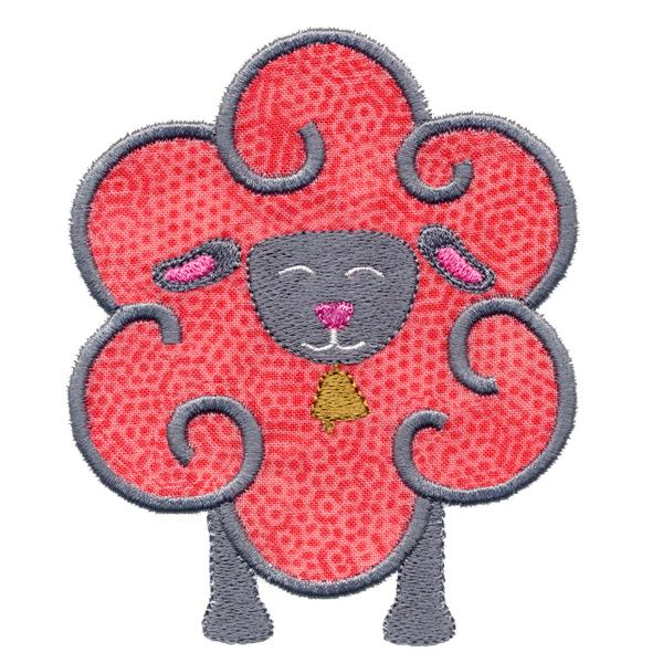 Flower Sheep 5