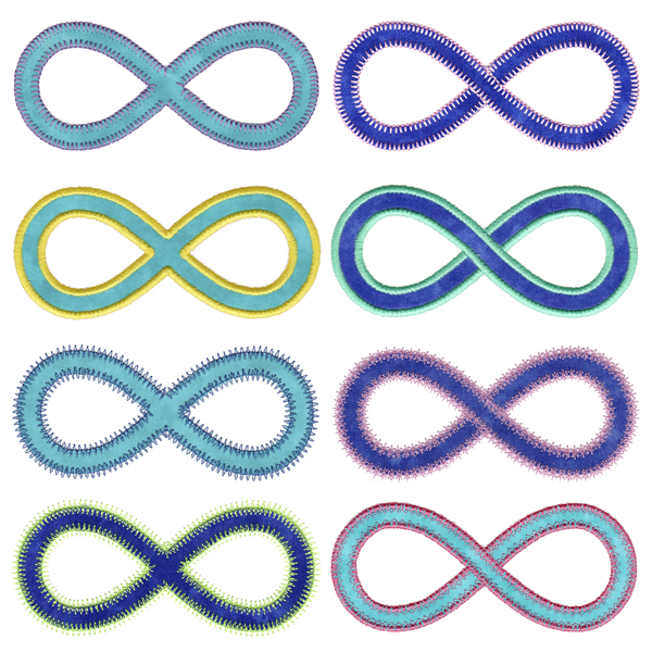 AccuCut Infinity Symbol -3