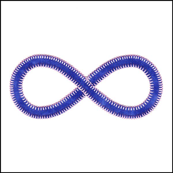 AccuCut Infinity Symbol -7