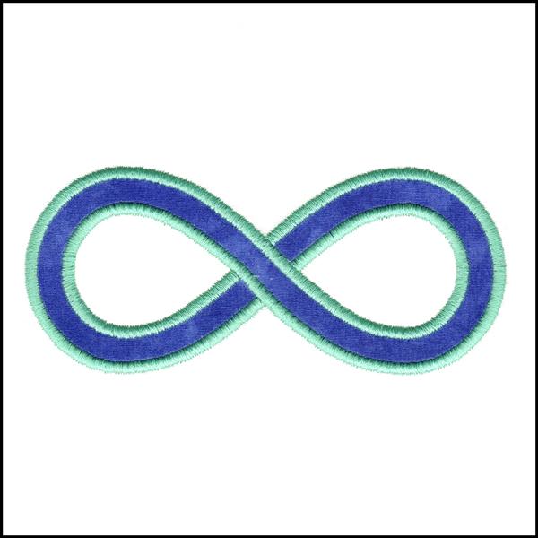 AccuCut Infinity Symbol -8