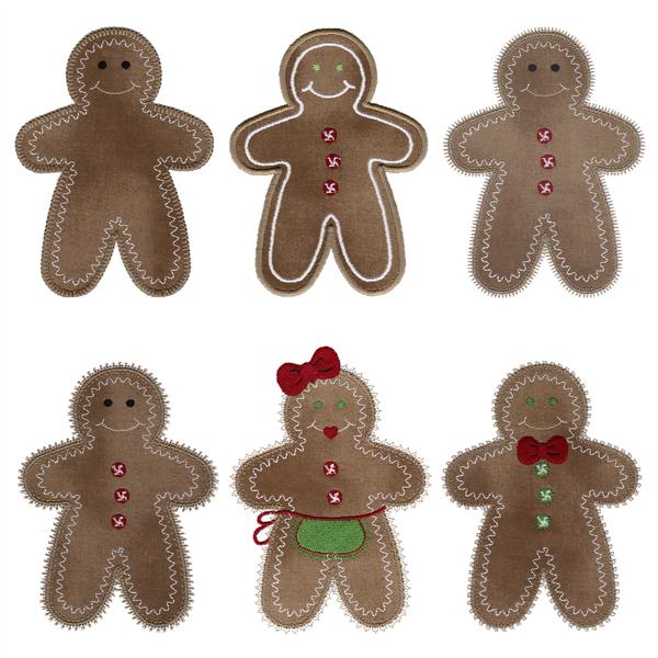 Studio Gingerbread Man -3