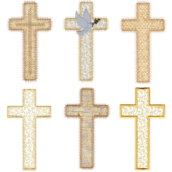 Accucut Cross -3