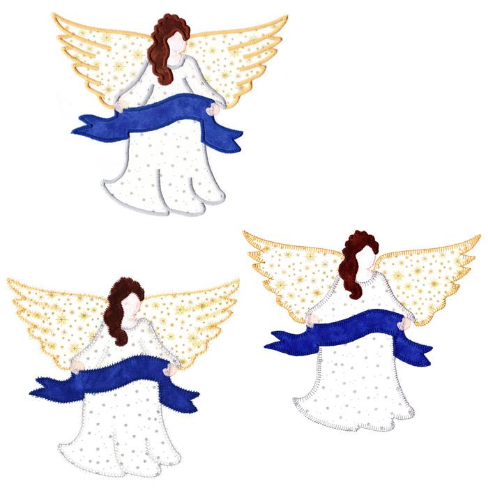 Sizzix Angel-3