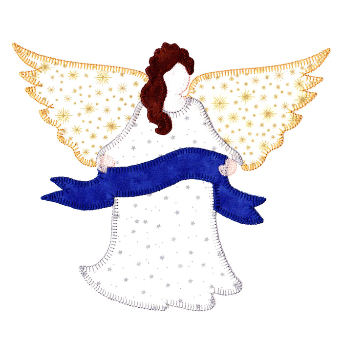 Sizzix Angel-4