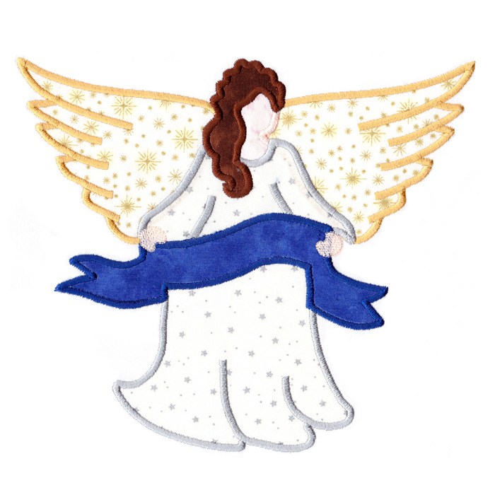 Sizzix Angel-5