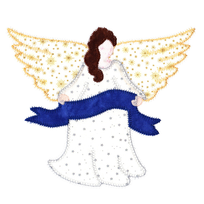 Sizzix Angel-6