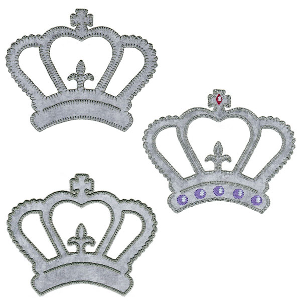 Sizzix Crown-3