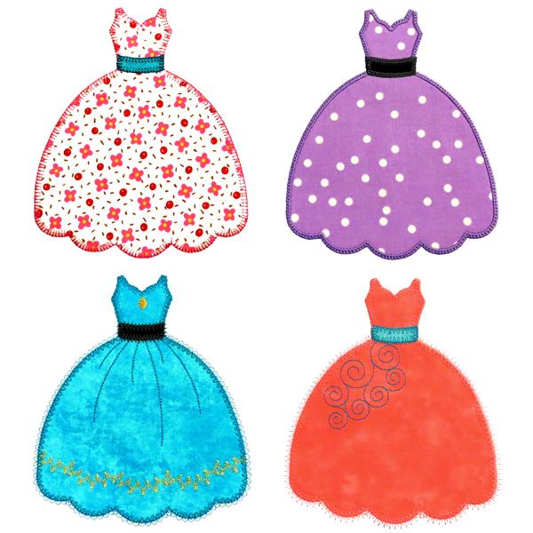 Sizzix Dress-3