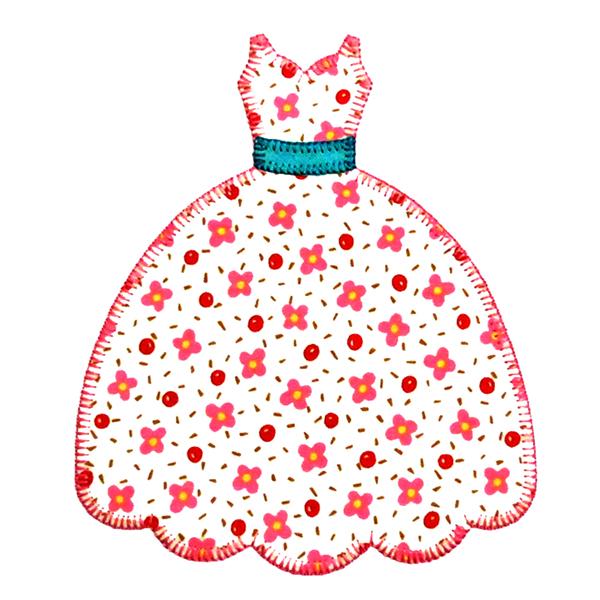 Sizzix Dress-4