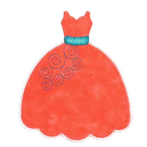 Sizzix Dress-6