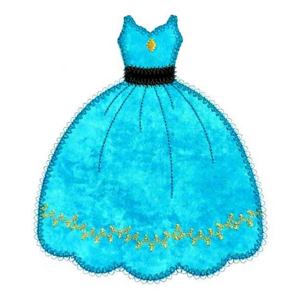 Sizzix Dress-7
