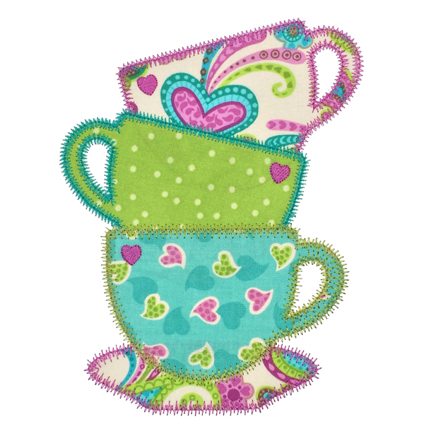 Coffee and Tea Medley set 2-7