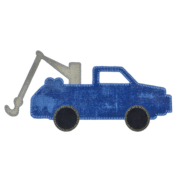 Sizzix Tow Truck-4