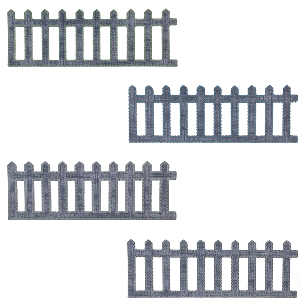 AccuCut Border Fence-3