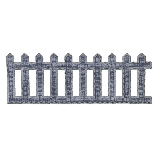 AccuCut Border Fence-5