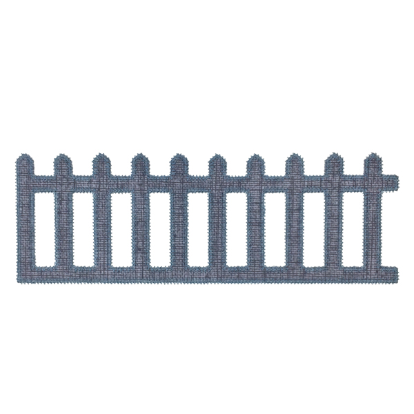 AccuCut Border Fence-6