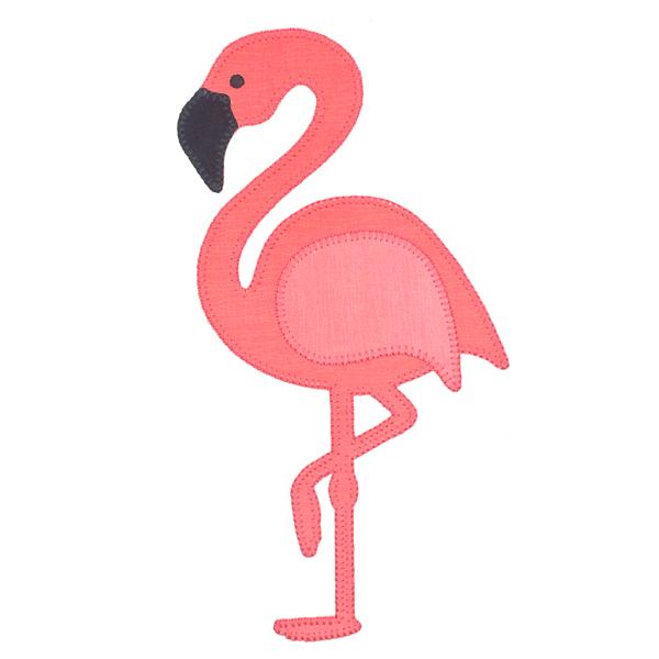 AccuQuilt Flamingo-4