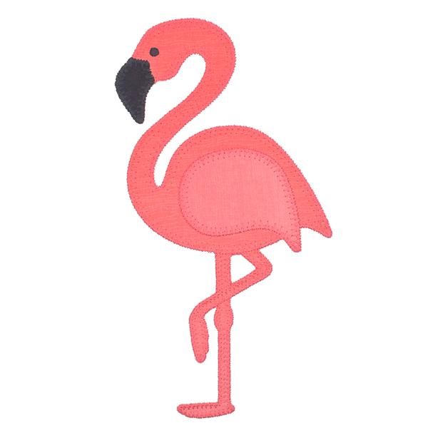 AccuQuilt Flamingo-6