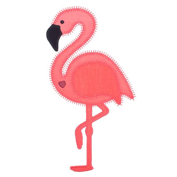 AccuQuilt Flamingo-7