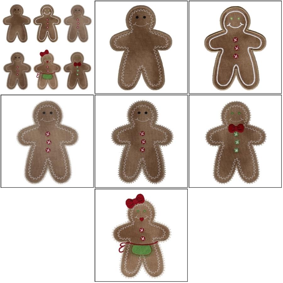 Studio Gingerbread Man