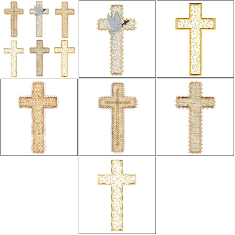 Accucut Cross
