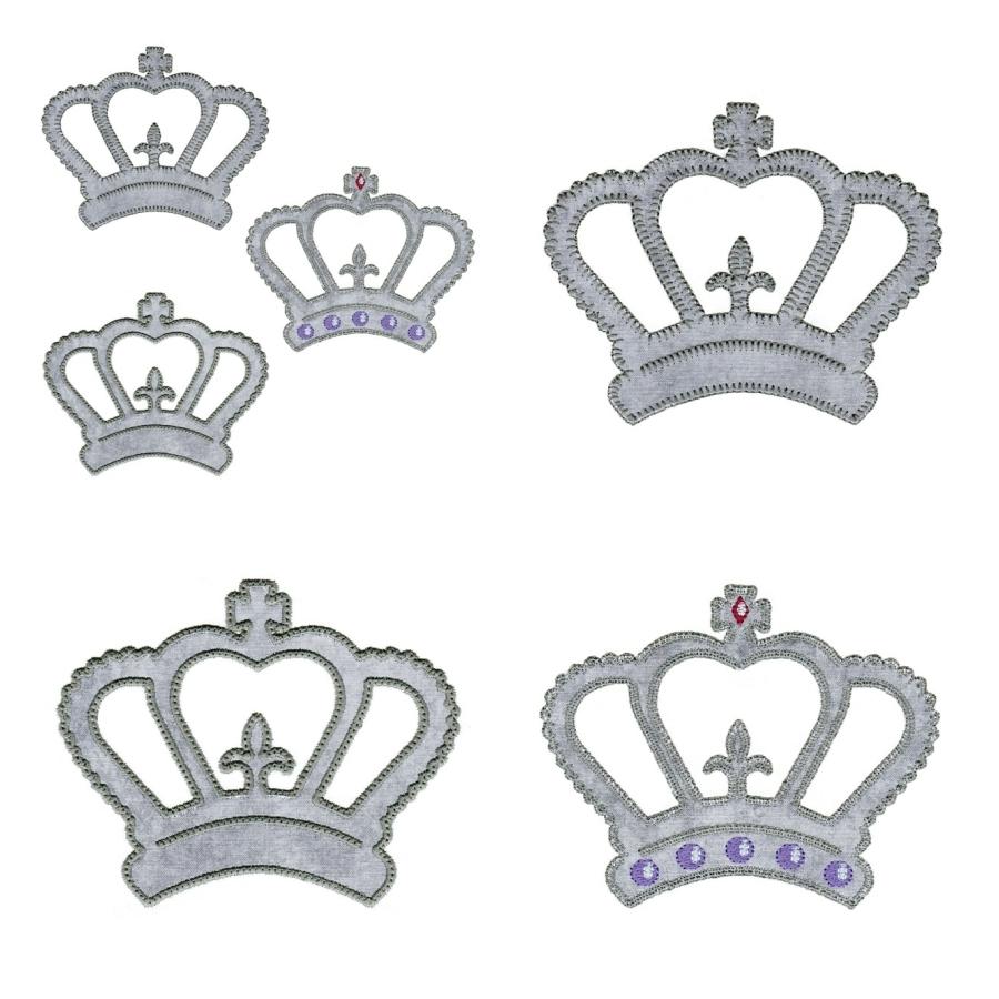 Sizzix Crown