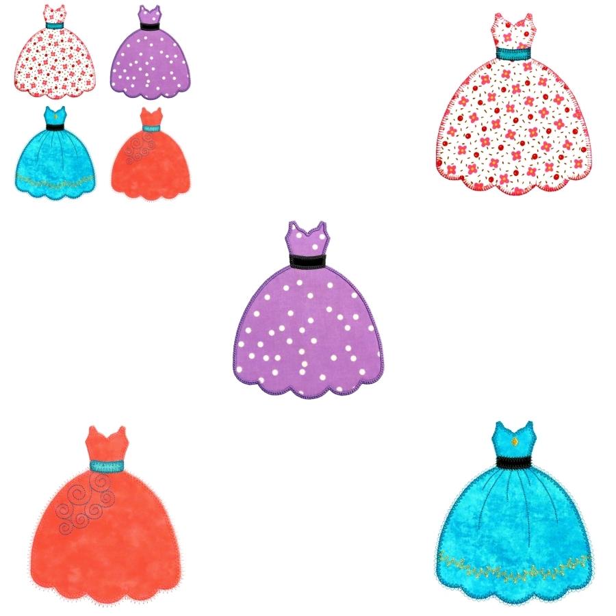 Sizzix Dress