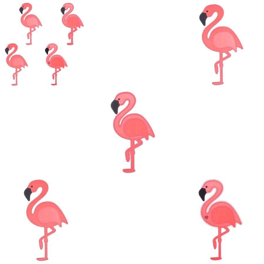 AccuQuilt Flamingo