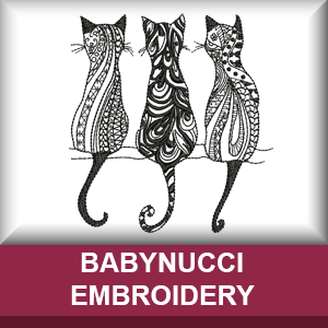 BabyNucci Embroidery Designs